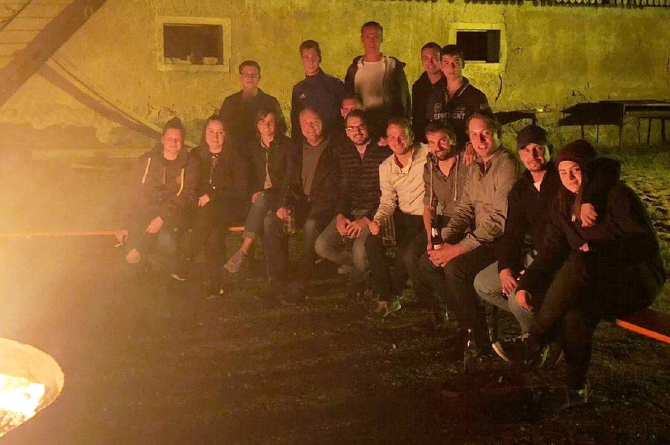 Junge Union feiert als Dankeschön Helfer-Party